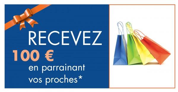 Coupon parainnage Auvergne Immobilier Crédits